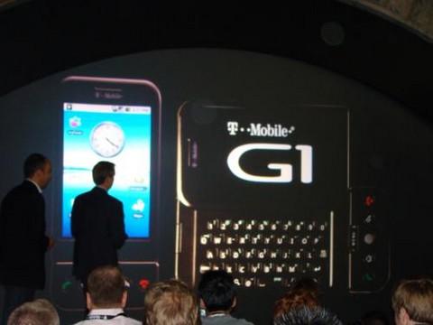 T-Mobile Google G1