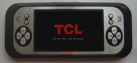 TCL iOpen - медиаплеер с GPS