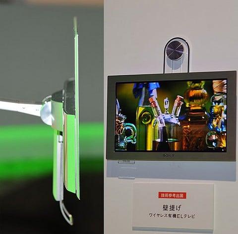 Sony экран