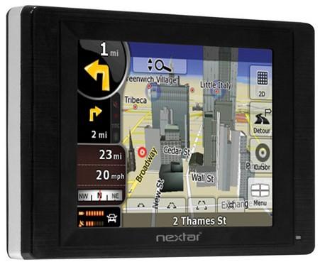 GPS-навигаторы Nextar SNAP 5 и SNAP 7