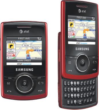 AT&T начинает продажи Samsung Propel