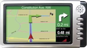 World Nav 7100 — GPS для больших автомобилей