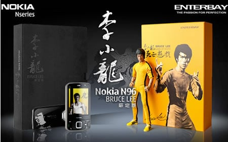 Nokia_n96-bruce-lee-edition