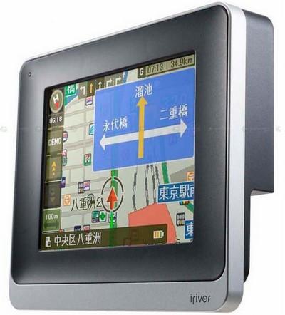Персональное навигационное устройство Iriver CaroNavi