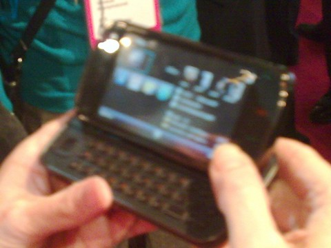 Смартфон Nokia N97 (2 видео)