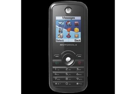 Motorola-w165
