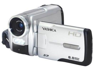 Yashica DVC807
