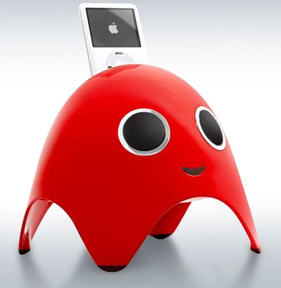 Speakal-iboo-ipod-dock-speaker-red