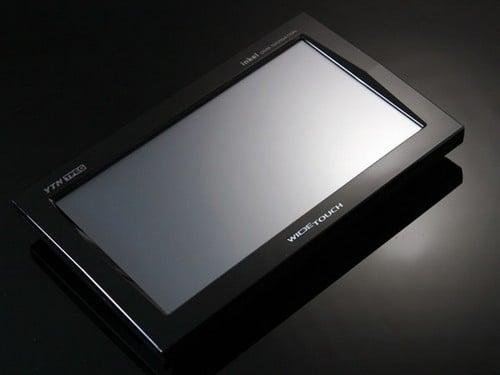 Inkel W500 — автомобильная GPS с ТВ приемником