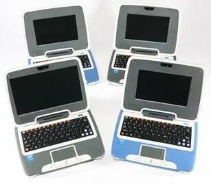 Intel Low Cost Laptops