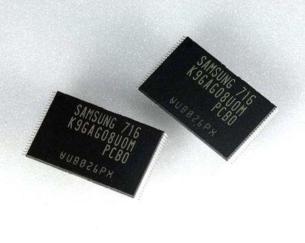 Samsung-FlashMemory