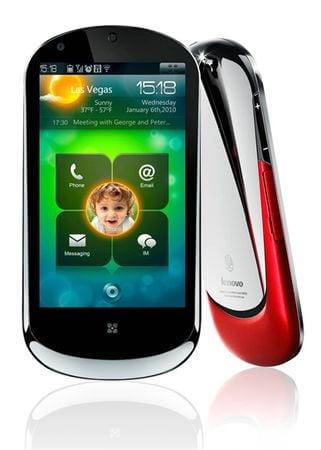 Lenovo LePhone появился второй раз