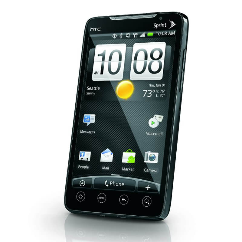 Htc evo 4g vs htc hd2 различия мобильные