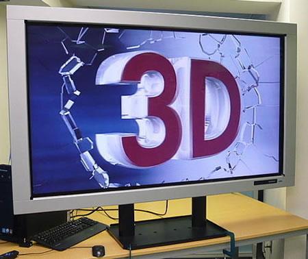 3D LCD TV