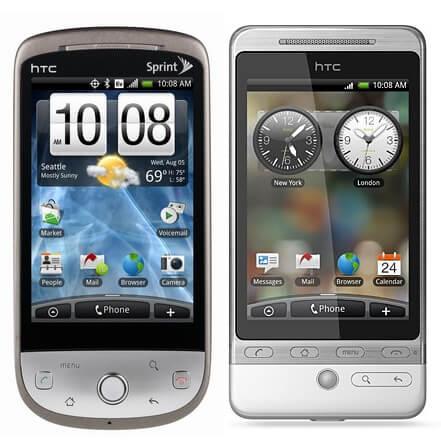 GSM HTC Hero