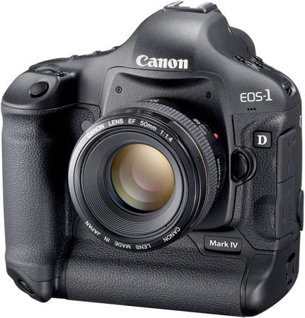 Canon Eos Mark IV