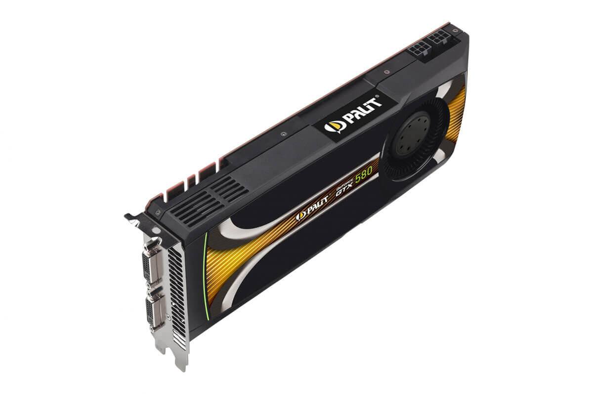 GeForce GTX 580  Reviews  GeForce