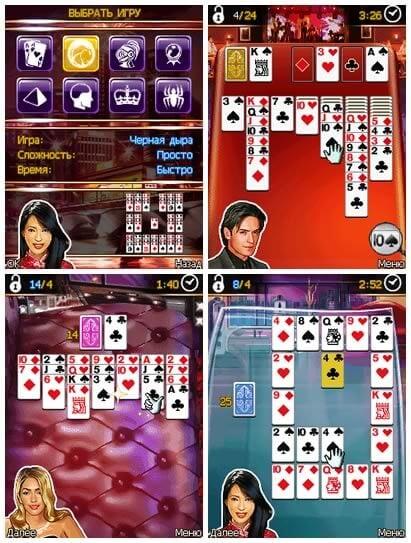 Аниме про карточные игры