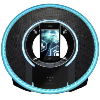 Monster-TRON-Light-Disc-Sound-Dock