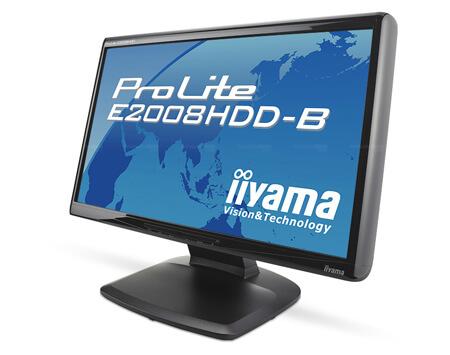 Iiyama-E2008HDD-B