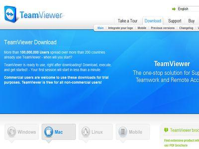 TeamViewer выпустила новую версию программы для удаленного управления Mac