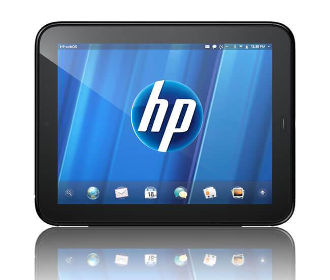 Корпорация Hewlett-Packard не будет больше производить планшеты и смартфоны с webOS