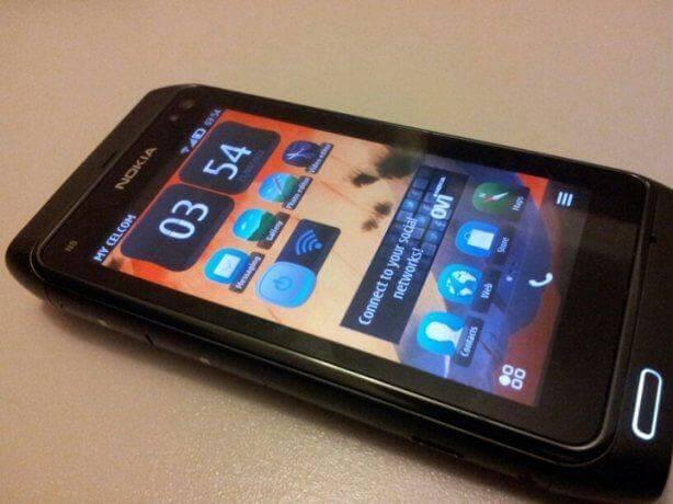 Nokia Belle будет доступна 8 февраля.