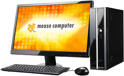 Mouse-Computer-LUV-MACHINES-Slim-Desktop-PC