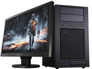 Новый игровой компьютер CROYDON CY-Ii5H61M-S «Dvergr»