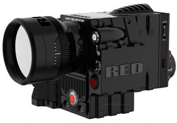 RED анонсировала собственный смартфон Hydrogen One