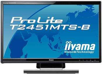 iiyama-ProLite-T2451MTS-B-23.6-Inch-Multi-Touch-LCD-Monitor