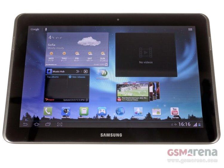 10,1-дюймовый Samsung Galaxy Tab 2 - 1