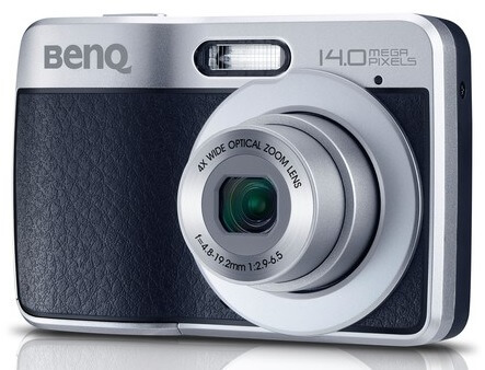 BenQ-AC100-Digital-Camera-black