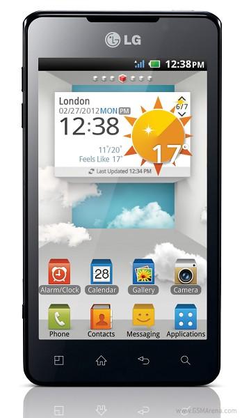 LG Optimus 3D Max - 3