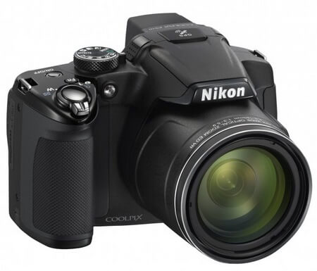Nikon-CoolPix-P510-Camera-does-42x-Ultra-Zoom-black