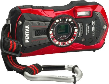 Pentax-Optio-WG-2-Rugged-Digital-Camera-Red