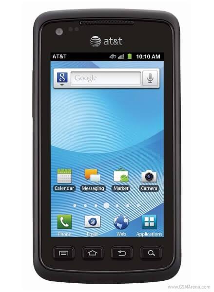Смартфон Samsung Rugby Smart - 1