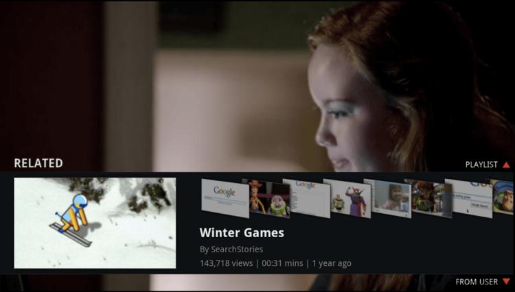 Обновление YouTube через Google TV
