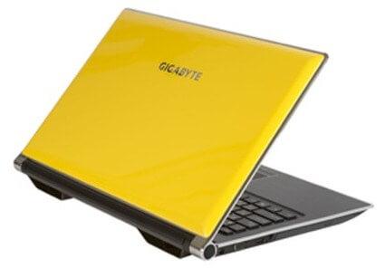 Ноутбук Gigabyte