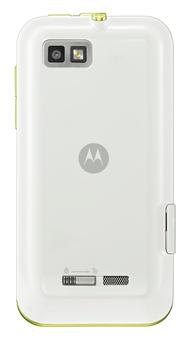 Motorola DEFY XT535 - 3