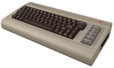Commodore-C64x-Keyboard-PC