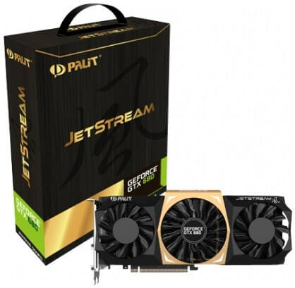 Palit GeForce GTX 680 JetStream (рис.3)