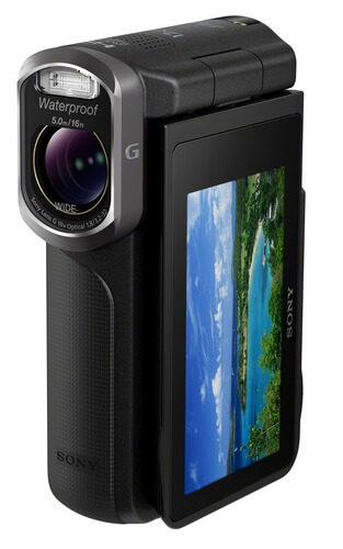 Sony-Handycam-GW55VE-Waterproof-Full-HD-Pocket-Camcorder-black