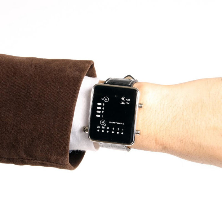 LED 720p Mini Video Watch