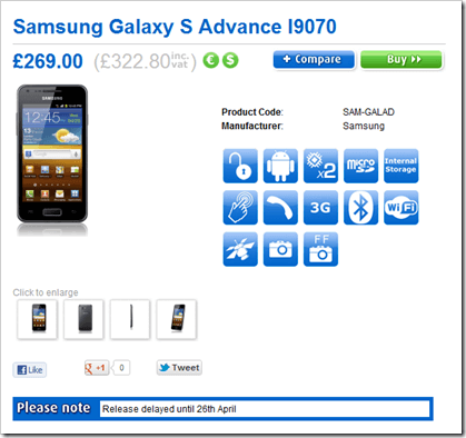 Samsung-Galaxy-S-Advance-UK-release-date