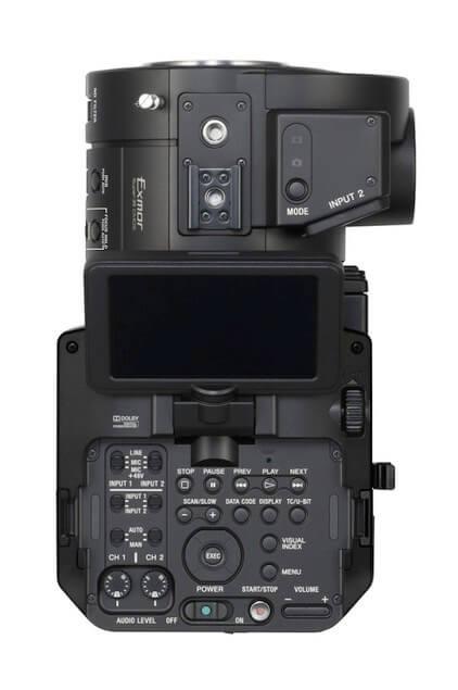 Sony NEX-FS700E - 2