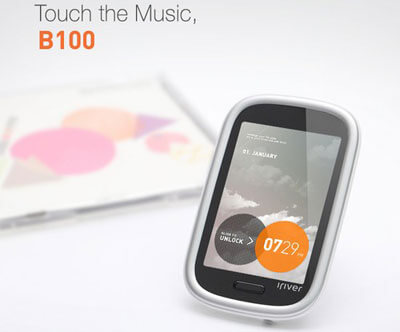 iRiver-B100-Touchscreen-PMP