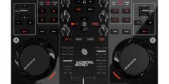 Hercules-DJControl-Instinct-Topview