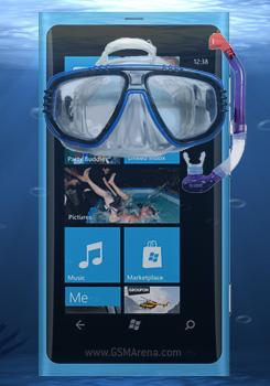 Nokia защитит смартфоны супергидрофобным покрытием