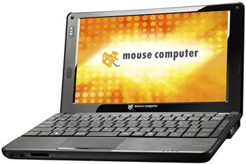 Mouse-Computer-LB-M150B-10.1-Inch-Notebook